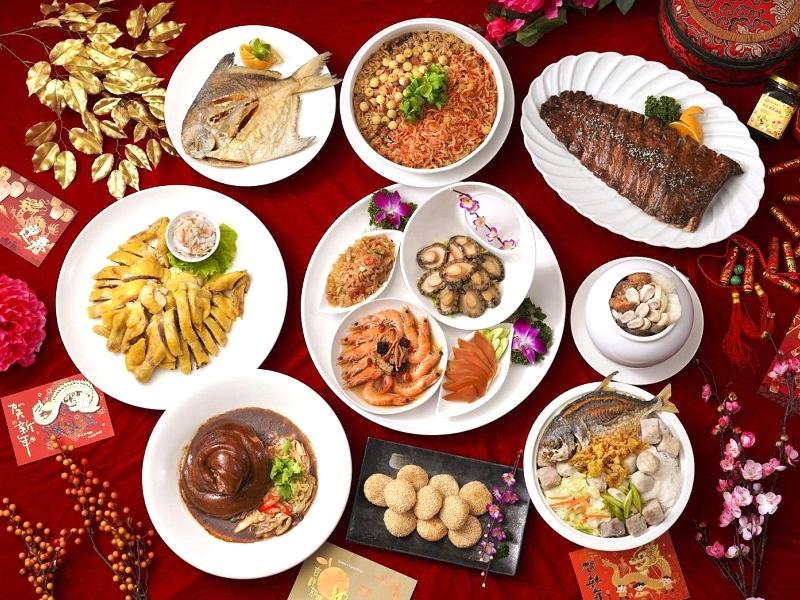 台北尾牙春節年菜‧儂來餐廳